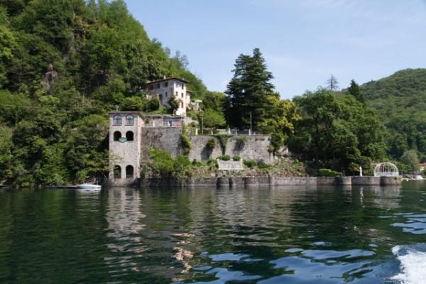 Das camin hotel colmegna direkt am lago maggiore ist die perle
