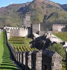 Bellinzona: storia e cultura in Canton Ticino