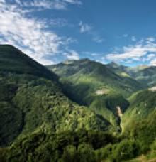 La Valle Cannobina: vasta e poco abitata tra ossola e verbano