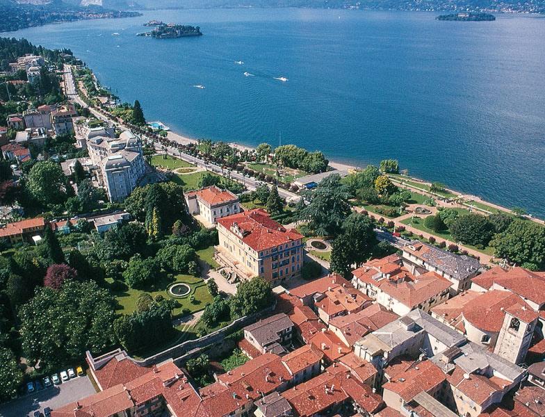 Grand Hotel Regina Palace Lago Maggiore