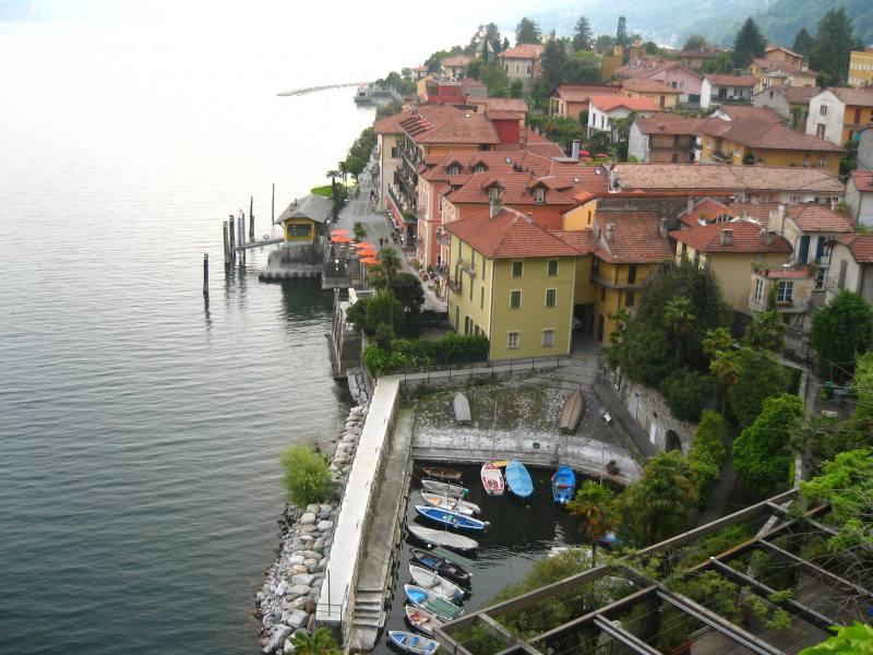 Cannero Riviera Vb Impareggiabile Insenatura Sul Lago