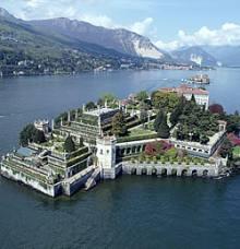 Lago Maggiore-isole Borromee