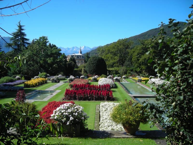 Elegant galleria foto villa taranto with giardini terrazzati - Giardini terrazzati immagini ...