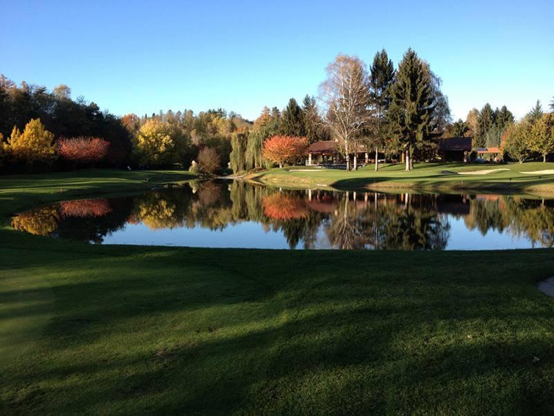 Panorama Golf Varese : il golf con centro benessere