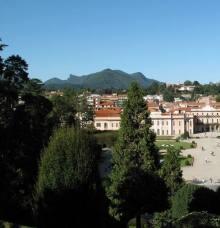 Palazzo Estense and gardens